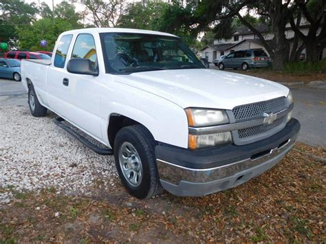chevrolet silverado  work truck  sale