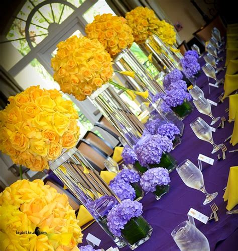 wedding decoration purple and yellow wedding decoration yellow and purple images wedding dress decoration and refrence