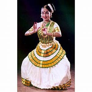 Mohiniattam Kerala Traditional dance dress costumes - Buy ...