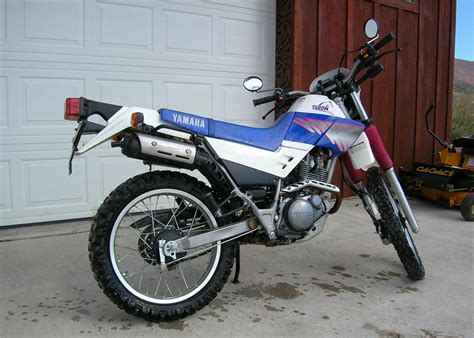 yamaha dirt bike motorcycle