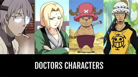 doctors characters anime planet