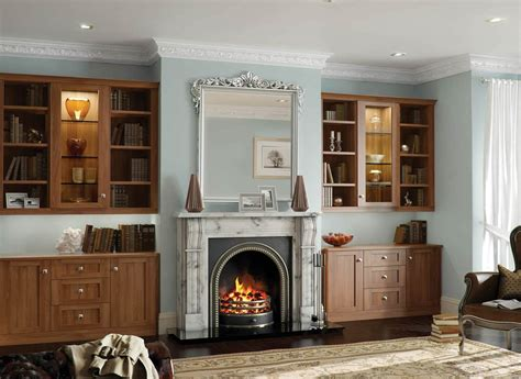 fitted cabinets living room cabinet ideas
