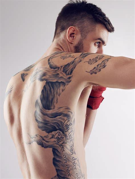 tattoo spots  men