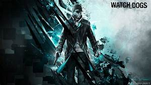 Watch_Dogs - Hack n' Run Wallpaper by TheSyanArt on DeviantArt
