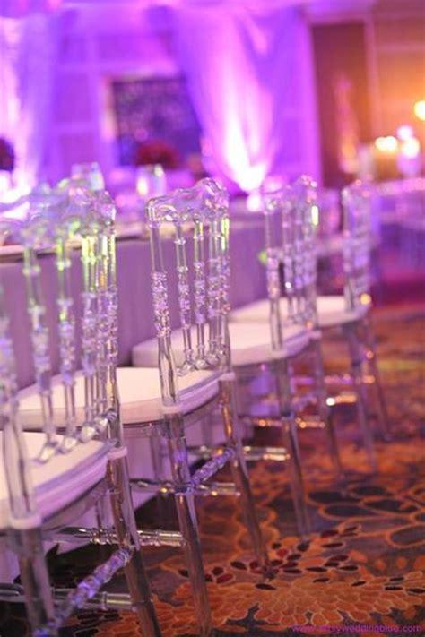 chaise napoleon transparente wedding decorations paperblog