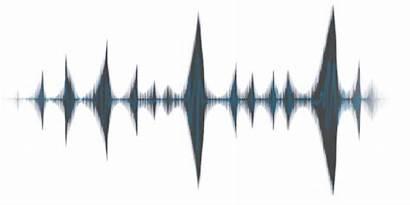 Sound Wave Waves Transparent Clipart Audio Pitch