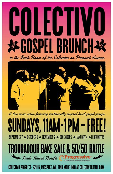 WMSE Presents Gospel Brunch w/ The Sounds Of Faith and The Sharon Travelers   WMSE   91.7FM