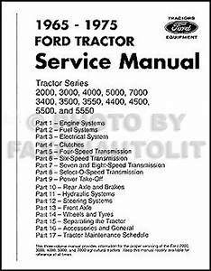 Tractor Manual Collection On Ebay