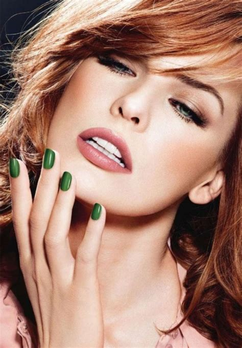 redhead friendly nail polish colors  thanksgiving