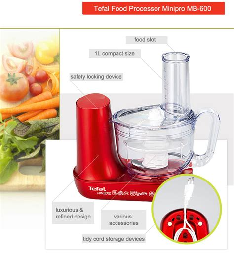 cuisine mini tefal tefal food processor blender mixer kitchen small appliance