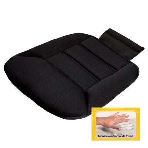 coussin de siege auto accessoire confort auto coussin assise de siège de voiture