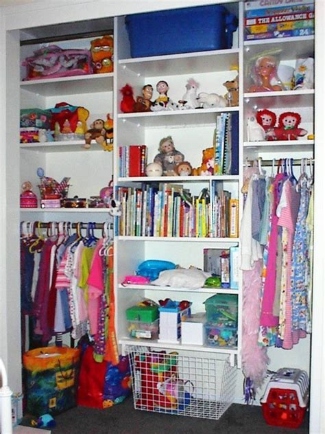 Organize To Go Children's Reach In Closet Organizer In