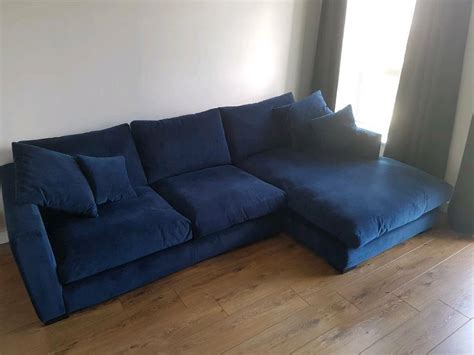 Sofas Workshop by Sofa Workshop Large Dillon Corner Sofa In Finsbury