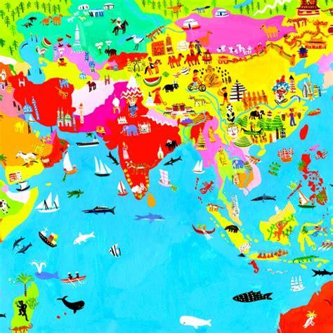 illustration europe map christopher corr
