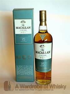 Buy Macallan 15 Year Fine Oak Single Malt Whisky