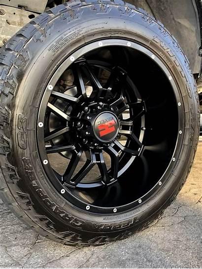 Road Wheels Rims Havok H109 Matte Wheel