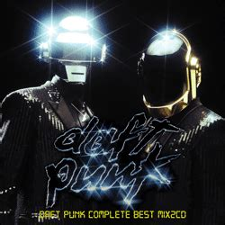 Various Artists / Daft Punk Complete Best Mix2CD [2MIX CD ...