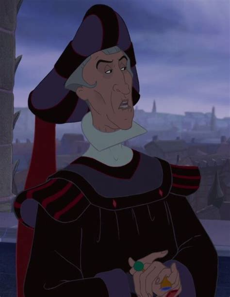 claude frollo disney wiki fandom powered  wikia