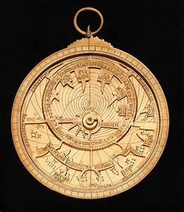 SF SAID: Phoenix inspirations: Astrolabes