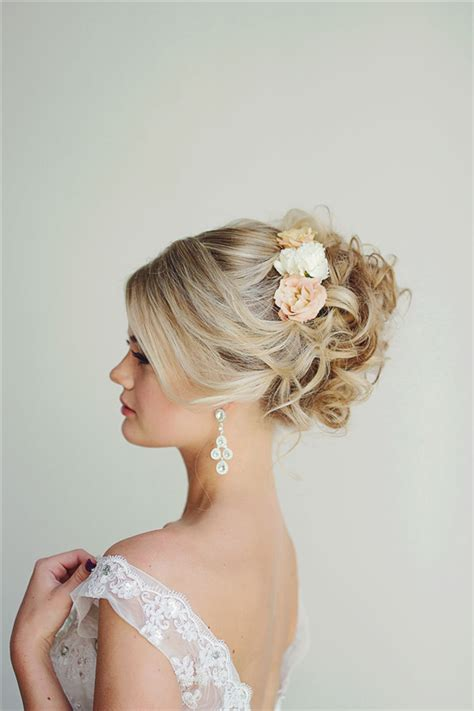 style ideas  modern bridal hairstyles  long hair