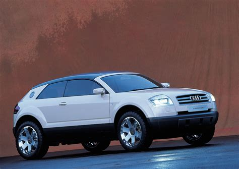 Audi Steppenwolf Photos Informations Articles
