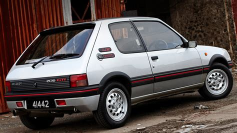 Peugeot 205 Gti by 1984 Peugeot 205 Gti Wallpapers Hd Images Wsupercars