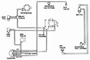 1979 Ford 370 Engine Vaccum Diagrams