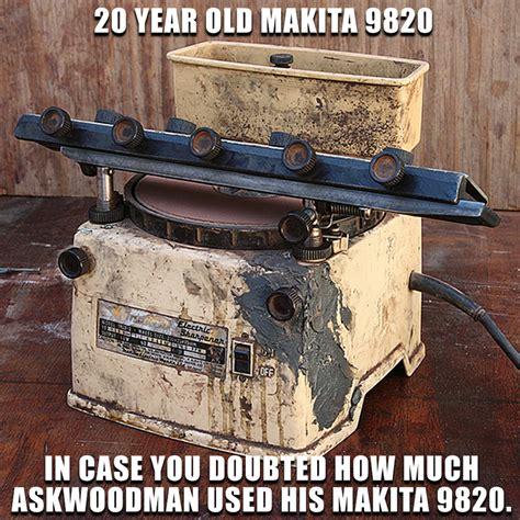 makita horizontal wheel wet blade sharpener verysupercool tools