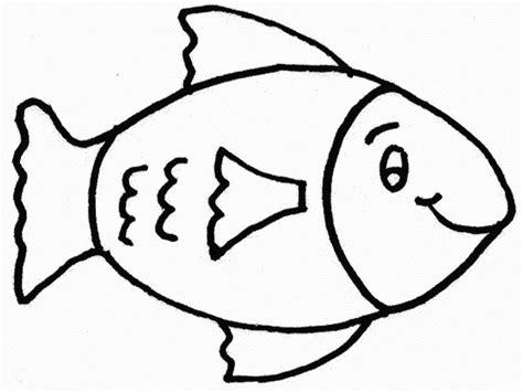 besten malvorlagen fische bilder auf pinterest