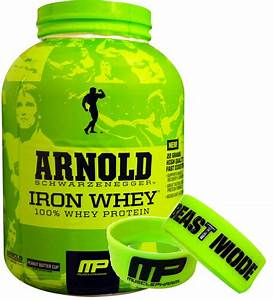 Musclepharm Arnold Iron Whey 2 27kg