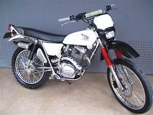 Honda Xl 125 : 1977 honda xl 125 classic and vintage motorcycles ~ Medecine-chirurgie-esthetiques.com Avis de Voitures