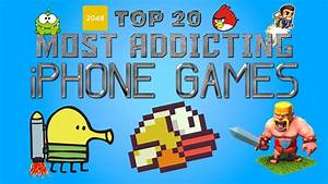 Top 20 Most Addicting iPhone Games EVER!!! - YouTube