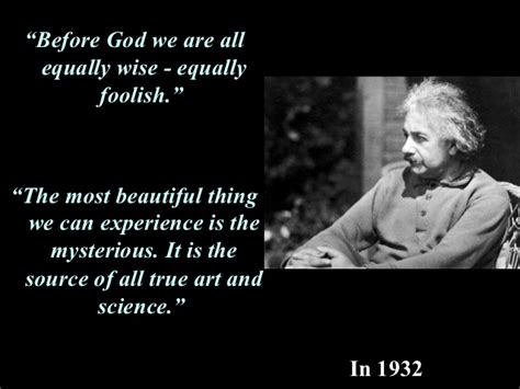 Einstein Art And Science Quotes
