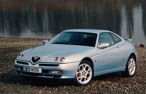 Alfa Romeo Gtv Coupe Review (1996