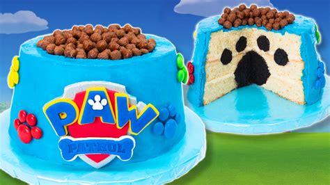 paw patrol cake  cookies cupcakes