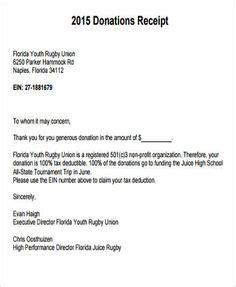 church donation letter  church donation letter