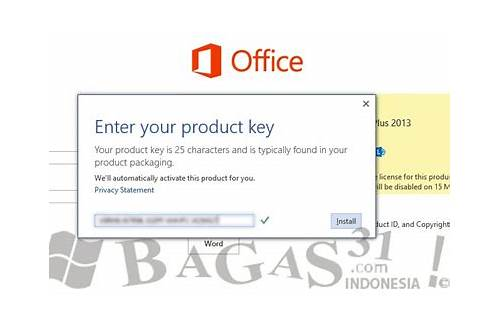office 2013 crack bagas31