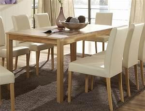 Esstisch Stühle Beige : essgruppe kernbuche esstisch 125 165 x80cm 8 st hle beige emilian ivett ebay ~ Markanthonyermac.com Haus und Dekorationen