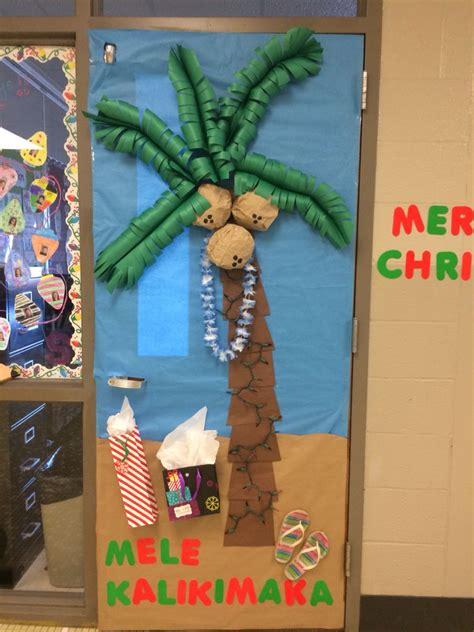 decorated maias classroom door  year ses door