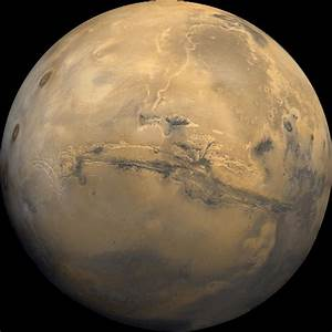 """Mars, the """"Red Planet"""" 
