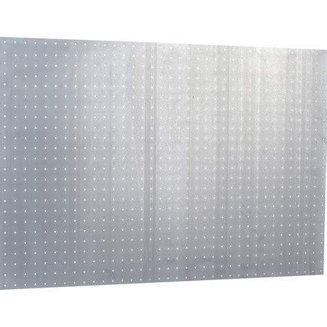 grille murale cuisine panneau perforé mottez h 60 x l 90 x p 0 3 cm leroy merlin