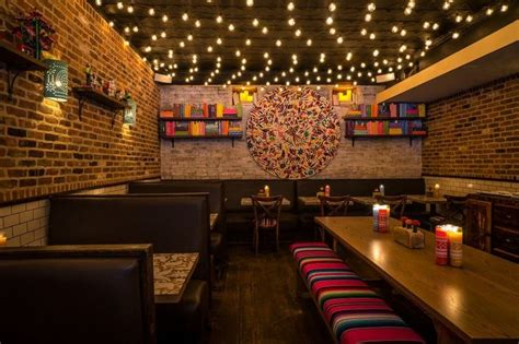 best 25 mexican restaurant design ideas on
