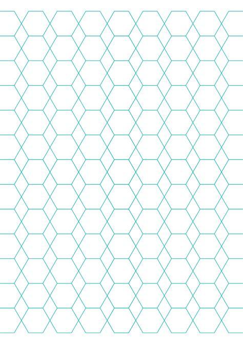 hexagon  diamond graph paper    spacing