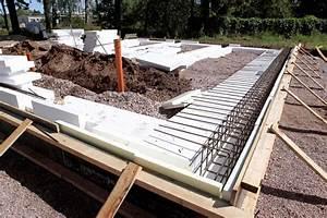 Isolation Dalle Beton Sur Terre Plein : sol d 39 une maison passive ooreka ~ Premium-room.com Idées de Décoration