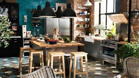 cuisine lapeyre bistro cuisine bistrot 23 idées déco pour un style bistrot