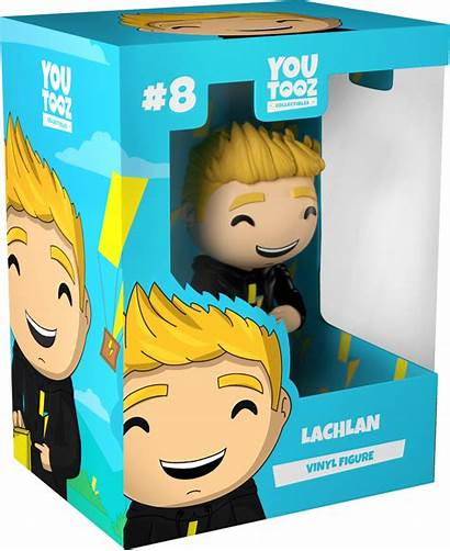 Lachlan Youtooz Gaming Toys Lightning Dropping Collectibles