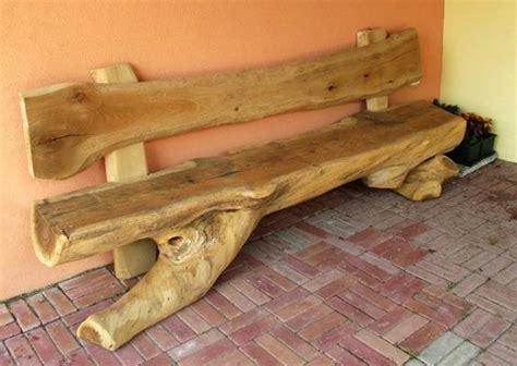 panchine moderne panca in legno fai da te