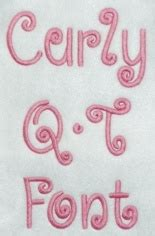 thick curly fonts images ice cream font thick curly embroidery font   curlz