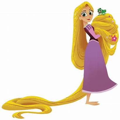 Locika Princezna Rapunzel Cz Tangled Animated Vlasy