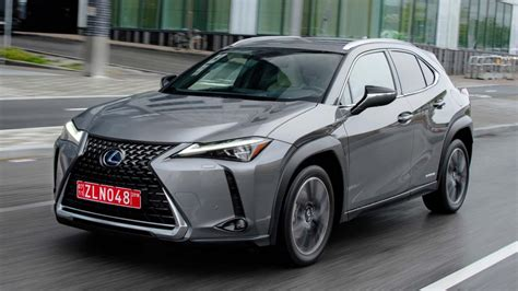 lexus ux review top gear